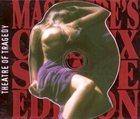 THEATRE OF TRAGEDY Massacre Classix Shape Edition album cover